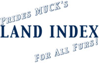 Prides MUCK's Land Index